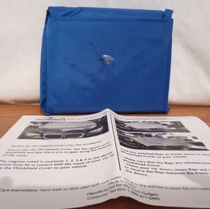 Weathershield all-weather windshield cover